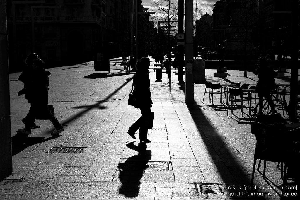 Sombras del Tubo