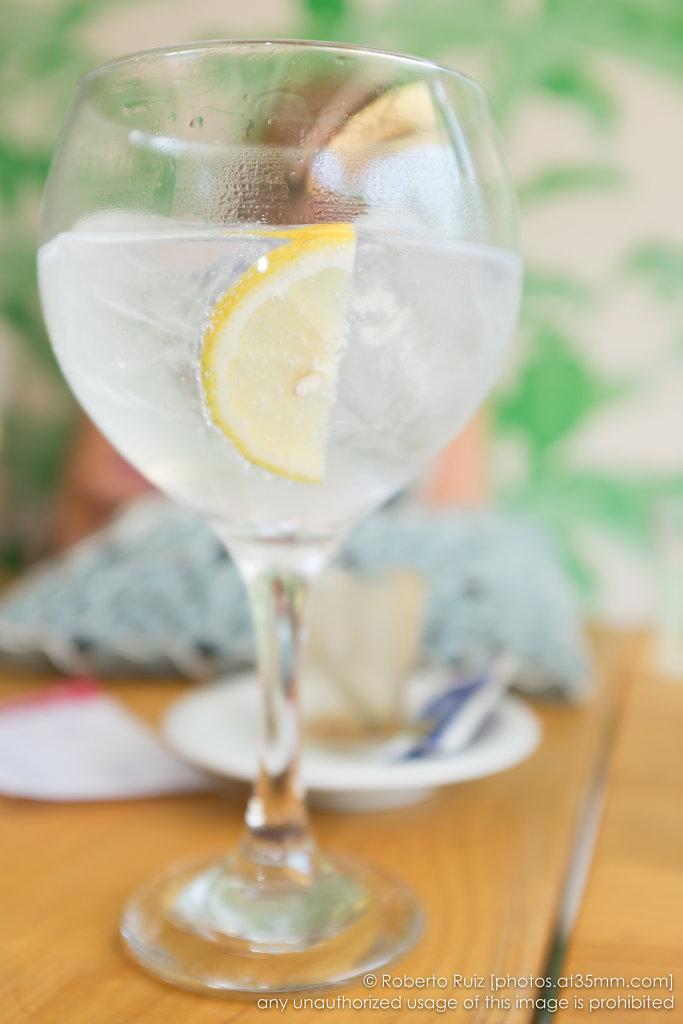 Gin @Le Pastis